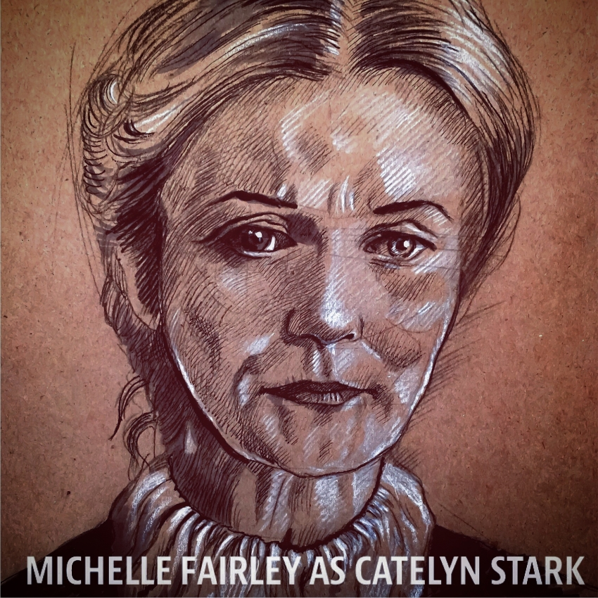 Michelle Fairley por nickmoscovitz